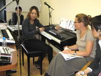 Шимада Юки: «Yamaha, отличный звук»