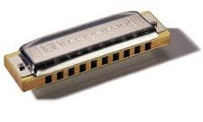 Hohner Blues Harp 532/20MS A