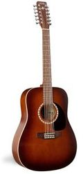 Art & Lutherie 12 CEDAR ANTIQUE BURST QI