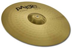 "Paiste 18"" 101 Brass Crash/ Ride"