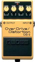 Boss OS-2 OverDrive/ Distortion