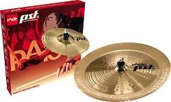 "Paiste PST5 Eff. Pack 10"" Splash/ 18"" China"