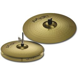 "Paiste 101 Brass Essential Set (13""/ 18"")"