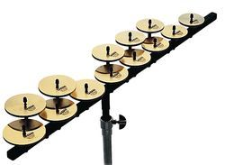 Sabian Crotales Low Octave Set
