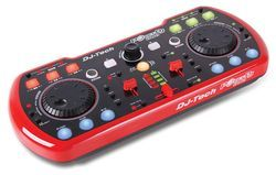 DJ-Tech POKET DJ DUO (PDJD-RED-USB-DJ) SALE