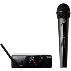 AKG WMS40 Mini Vocal Set US45C