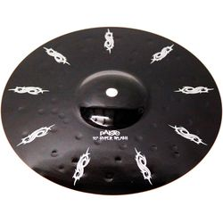 "Paiste 10"" (Black Alpha JJ) Hyper Splash SALE"