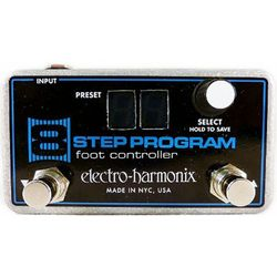 Electro-Harmonix 8 STEP FOOT CONTROLLER SALE
