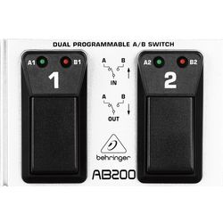 Behringer AB200 Dual A/ B Switch