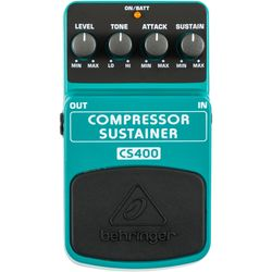 Behringer CS400 Compressor/ Sustainer