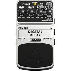 Behringer DD600 Digital Delay