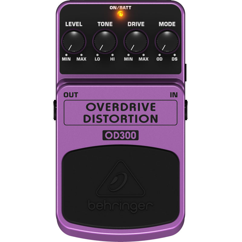 Behringer OD300 Overdrive/ Distortion