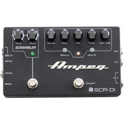 Ampeg SCR-DI Bass Di With Scrambler Overdrive