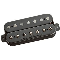 Seymour Duncan 8str Distortion Bridge PMT Black