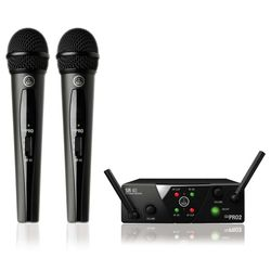 AKG WMS40 Mini2 Vocal Set US25A/ C