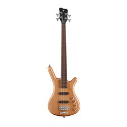 Rockbass CORVETTE BASIC 4 Natural Transparent Satin