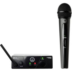 AKG WMS40 Mini Vocal Set US25B