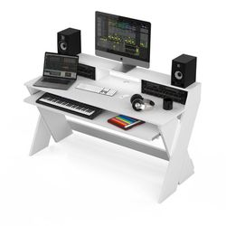 Glorious Sound Desk Pro White SALE