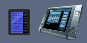 панели управления AMX