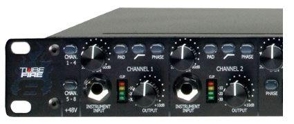 Новый FireWire аудио интерфейс ART TubeFire8