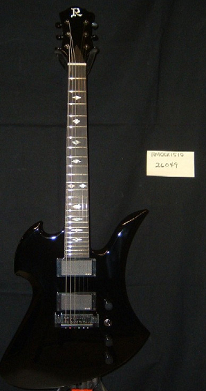 B.C.Rich USA Custom Shop