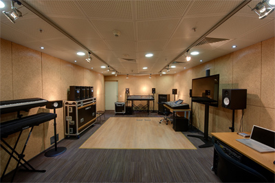 Открытие Yamaha Digital Audio Creative Centre (Y-DACC) в Москве